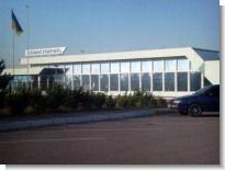 Аэропорт 'Севастополь' ('Бельбек')