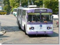Городской транспорт Троллейбусы